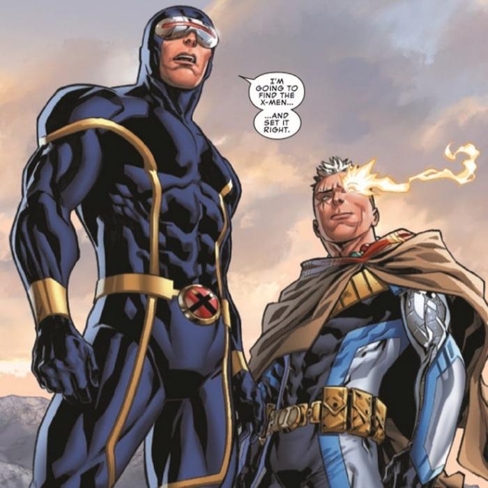 Cyclops Kid Cable X Men