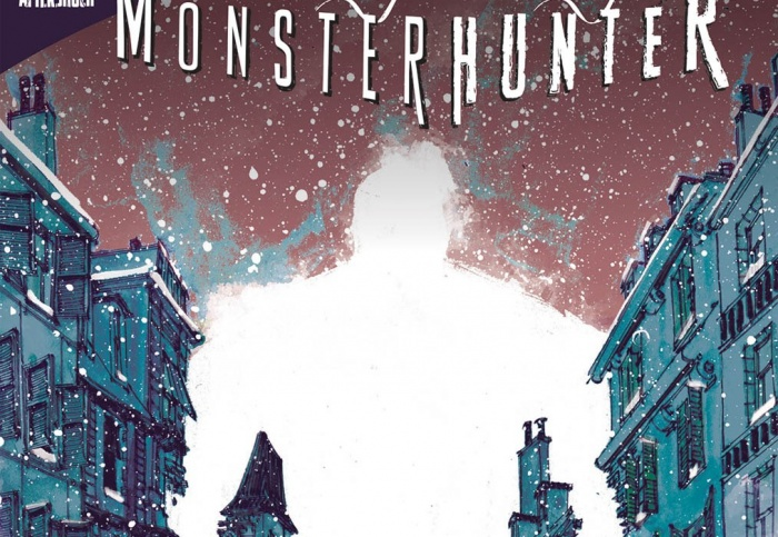 Mary Shelley Monster Hunter issue 1 featured
