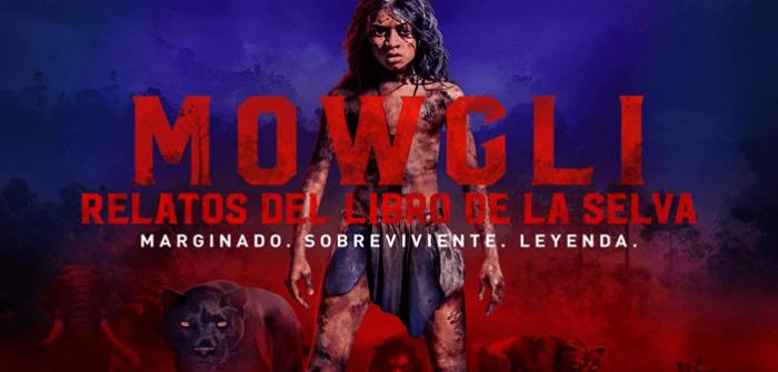 Mowgli La leyenda de la selva 2018