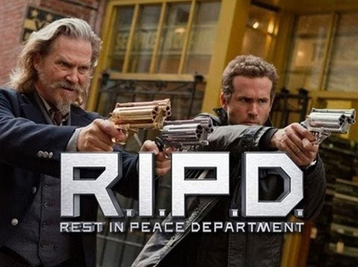 RIPD 2013 Movie Poster