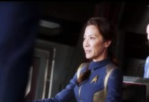 Star Trek Discovery - Michelle Yeoh