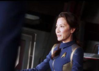 Star Trek Discovery - Michelle Yeoh
