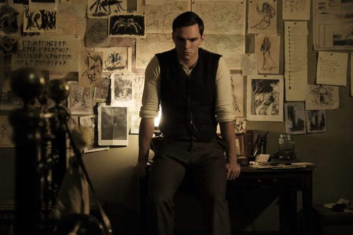 Primeras imágenes de la película biográfica sobre J. R. R. Tolkien