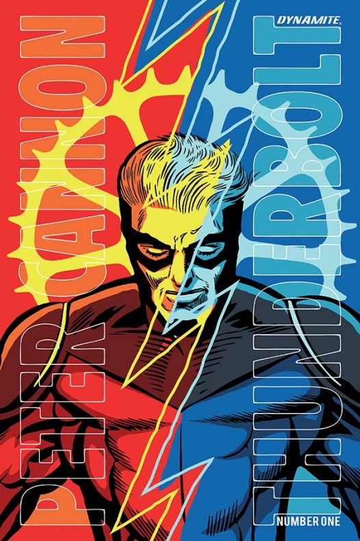 Peter Cannon Thunderbolt #1 Cover 3