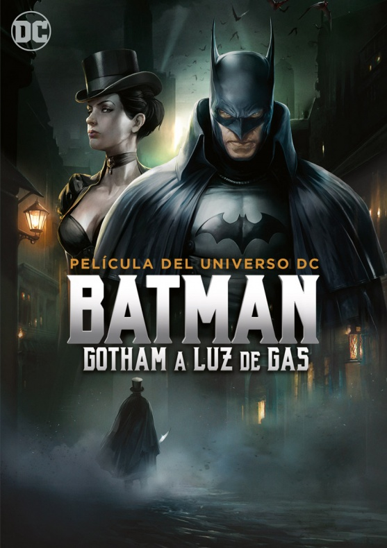 batman gotham a luz de gas original
