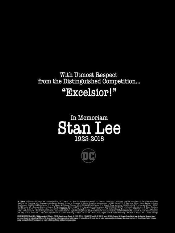 DC Stan Lee