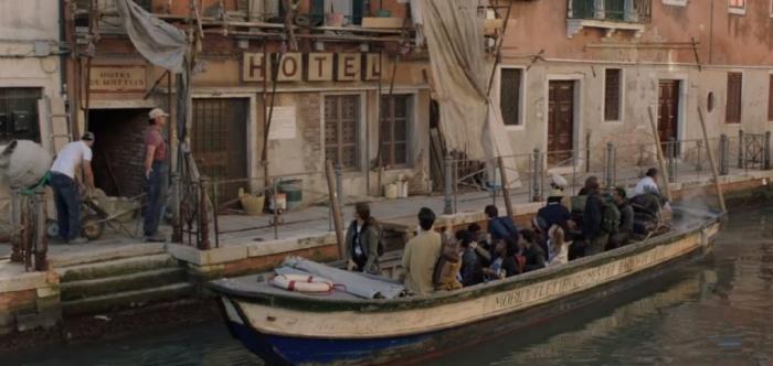 Spider-Man - Lejos de casa - Hotel DeMatteis