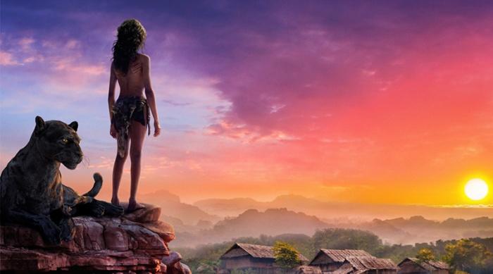 poster de mowgli
