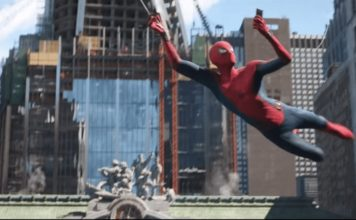 spider-man - lejos de casa - tráiler
