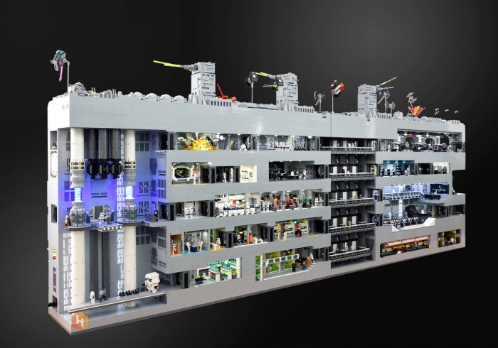 diorama lego 3