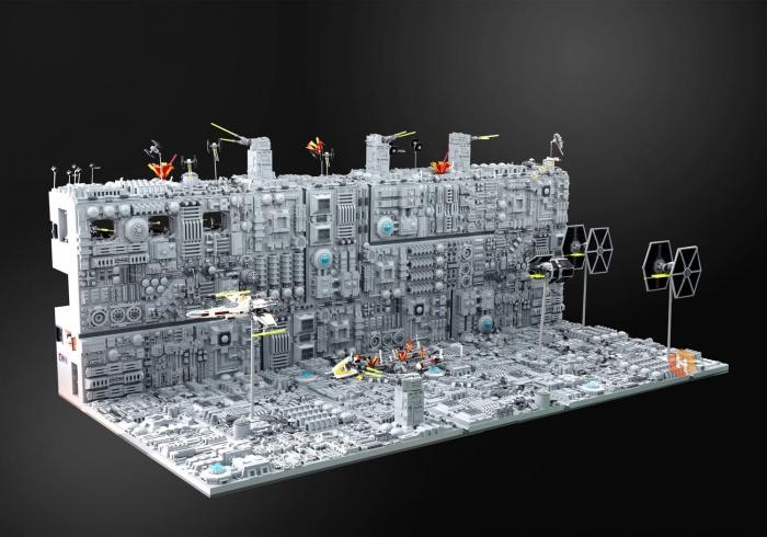 diorama Lego 2