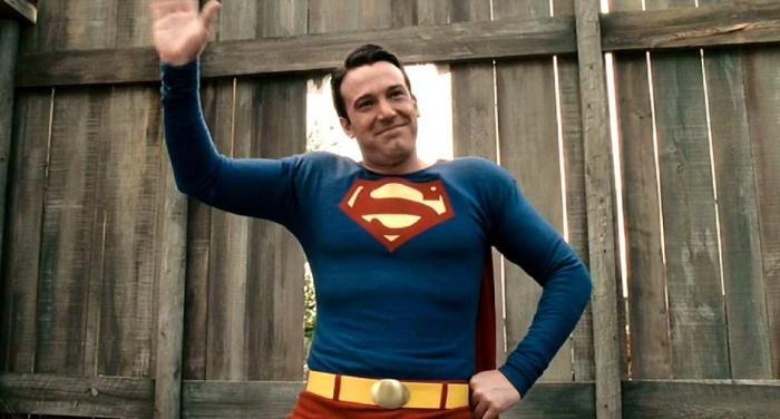 superman en hollywoodland