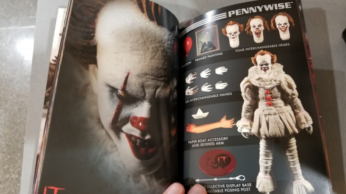 Pennywise Mezco