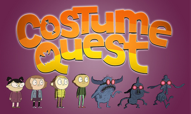 Costume Quest - Amazon Prime