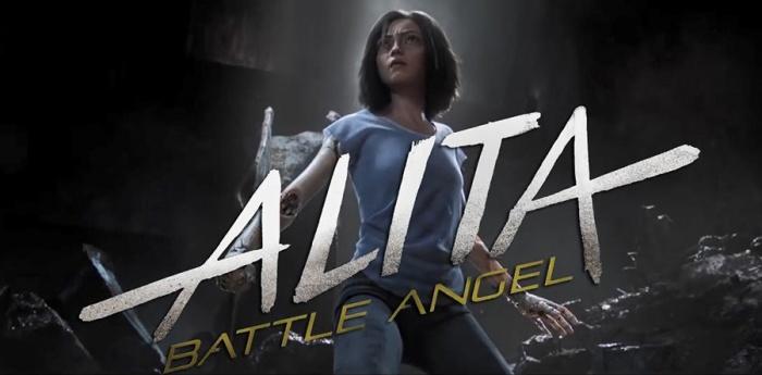 ALITA ANGEL DE COMBATE