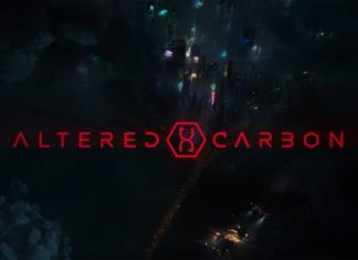 Altered Carbon - logo