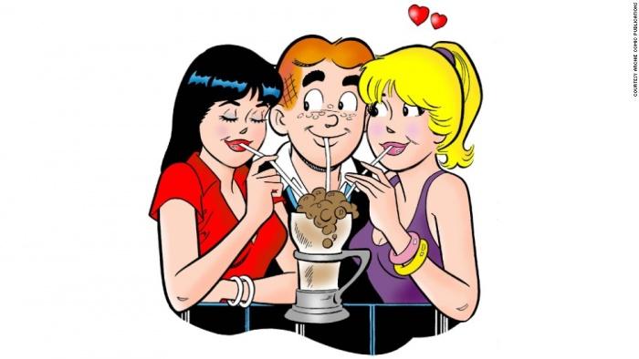 Archie Betty y Verónica