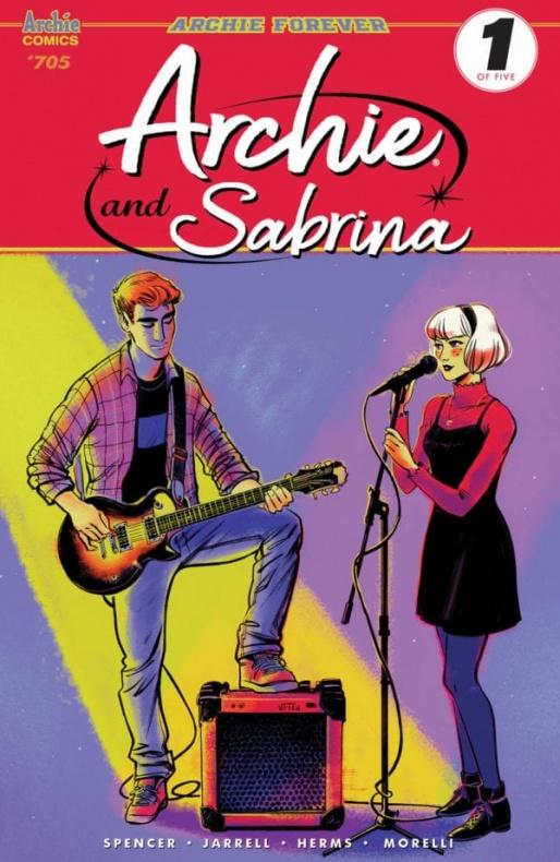 Archie y Sabrina