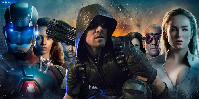 Arrow and Legends of Tomorrow