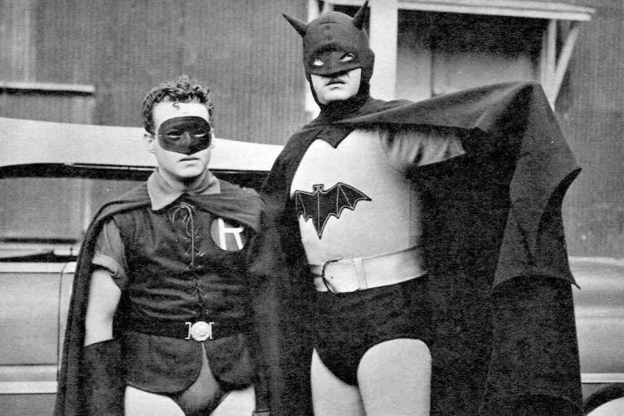 Batman y Robin 1949