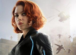 Black Widow - Scarlett Johannson