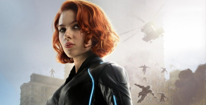 Black Widow - Scarlett Johannson