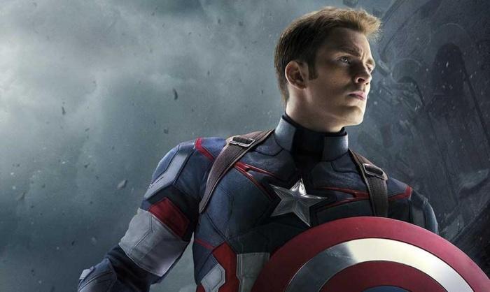 Capitan america 1
