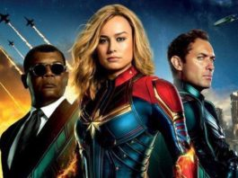 Capitana Marvel - Nick Furia - Carol Danvers