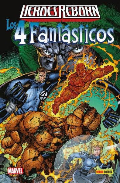 Cuatro Fantásticos Reborn