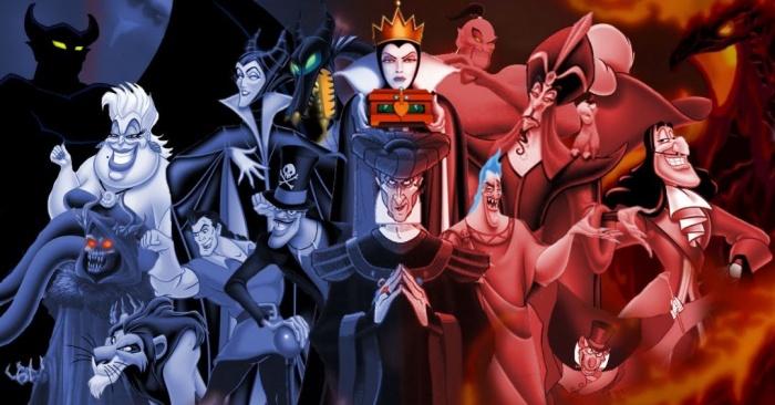Villanos Disney