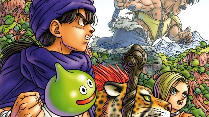 Dragon Quest V e1550076045136