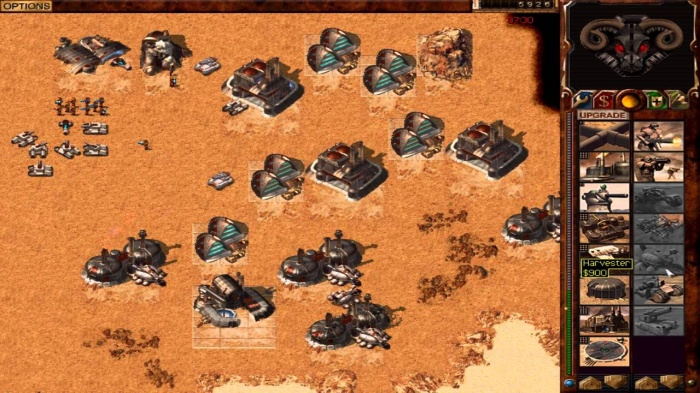 Dune videogame