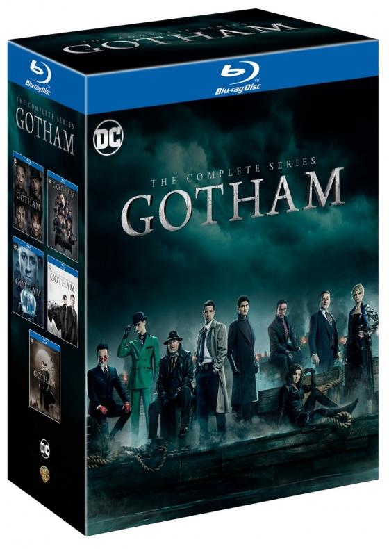 Gotham Complete Series blu ray