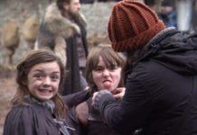 Juego de Tronos - episodio piloto no emitido - Arya y Bran Stark