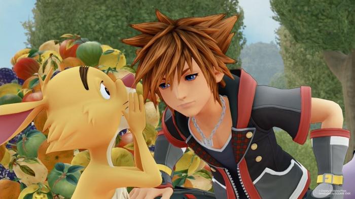 Kingdom Hearts III Winnie 1