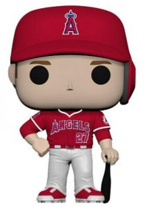 MLB Angels Mike Trout Road Pop large