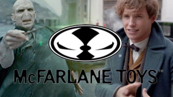 Mcfarlane toys wizarding world