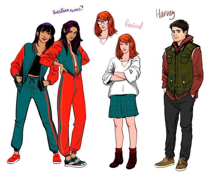 Personajes de Sabrina