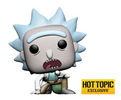 Rick and Morty HT