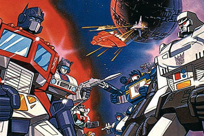 Transformers 80s