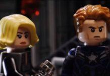 Vengadores Endgame - LEGO