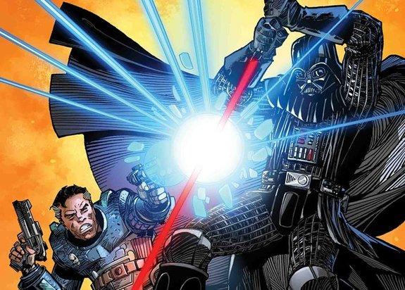 Star Wars - Marvel