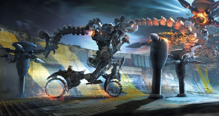 alita battle angel the art and making of the movie 6