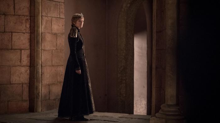 Juego de Tronos - temporada 8 - Cersei