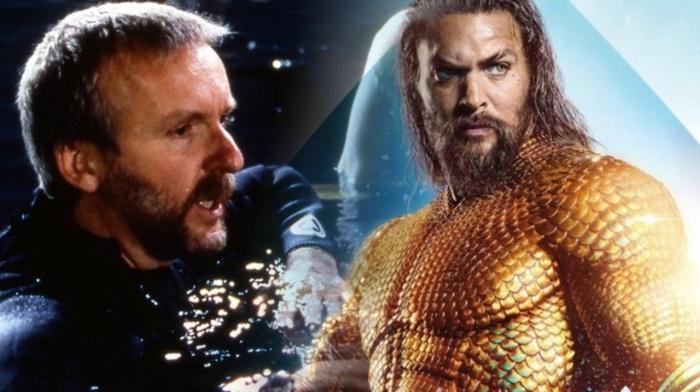 James Cameron Aquaman