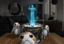 Progect Porg - Star Wars
