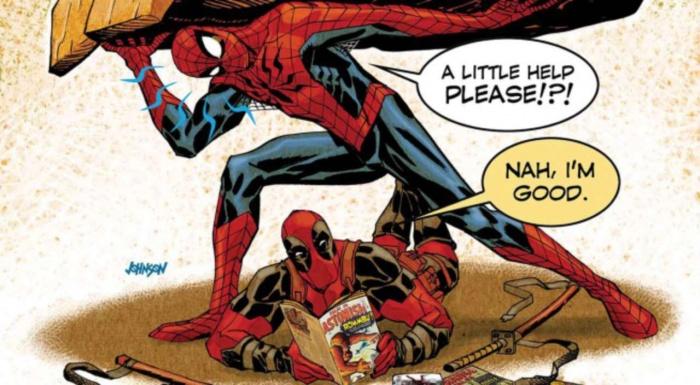 Spider-man&Deadpool