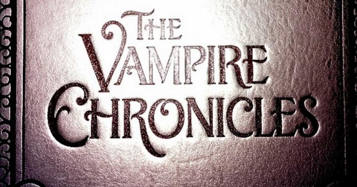 vampire chronicles tv