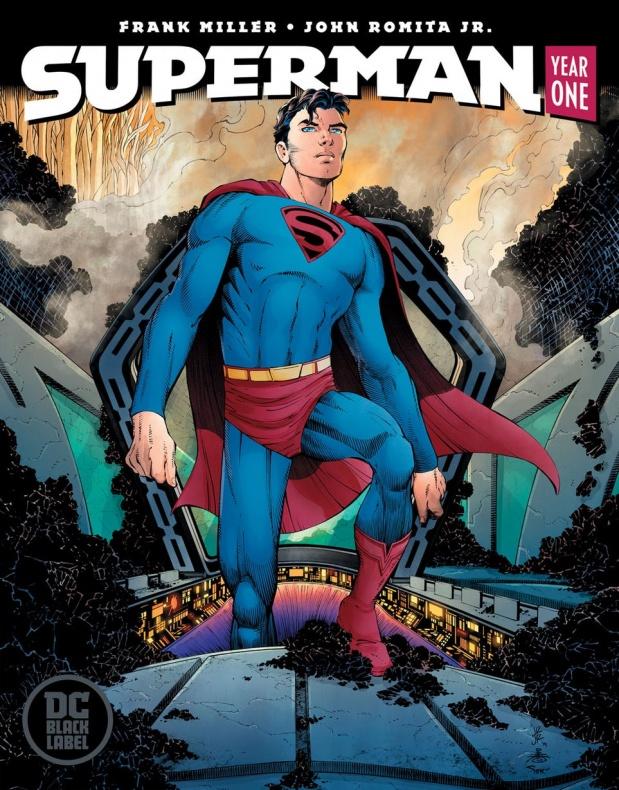 1 Superman Year1 CVR1