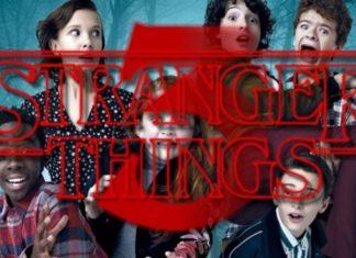 Stranger Things 3º Temporada
